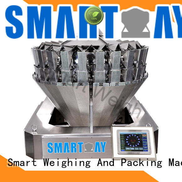 Hot multihead weigher packing machine large Smart Weigh Brand