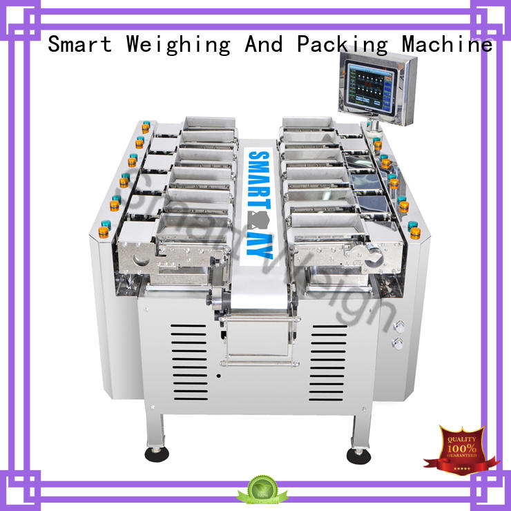 eco-friendly combination scale weighers shape inquire now for foof handling