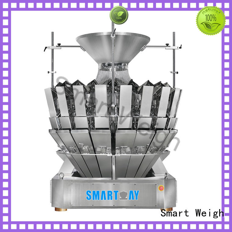 durable multihead weigher smart from China for food labeling