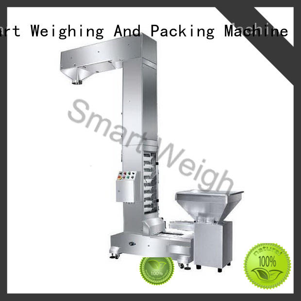 Smart Weigh safety output conveyor inquire now for food weighing