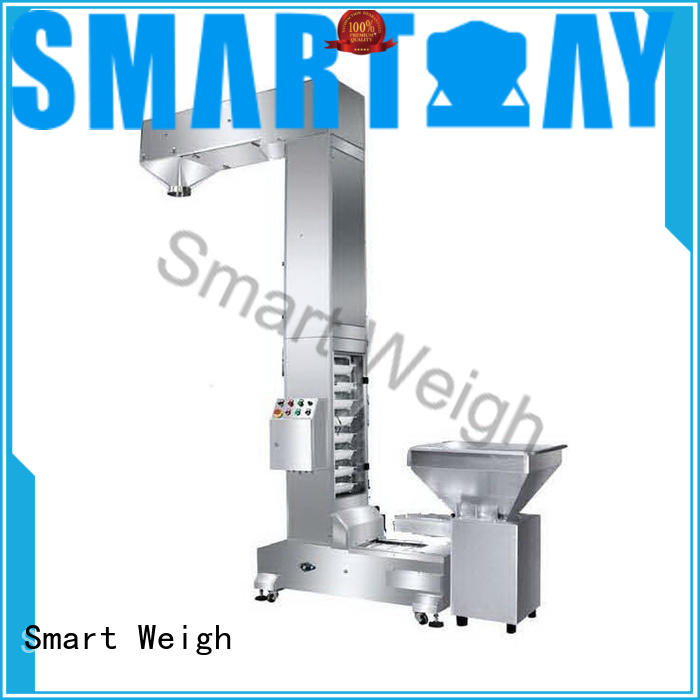 working Custom smart table working platform Smart Weigh rotary