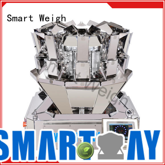 Smart Weigh eco-friendly bulk multi head weigher inquire now for food weighing