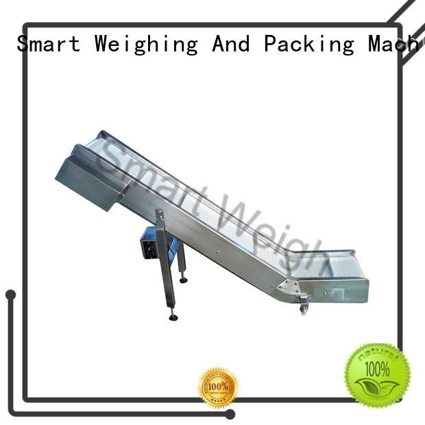 Smart Weigh steady working platform with cheap price for foof handling