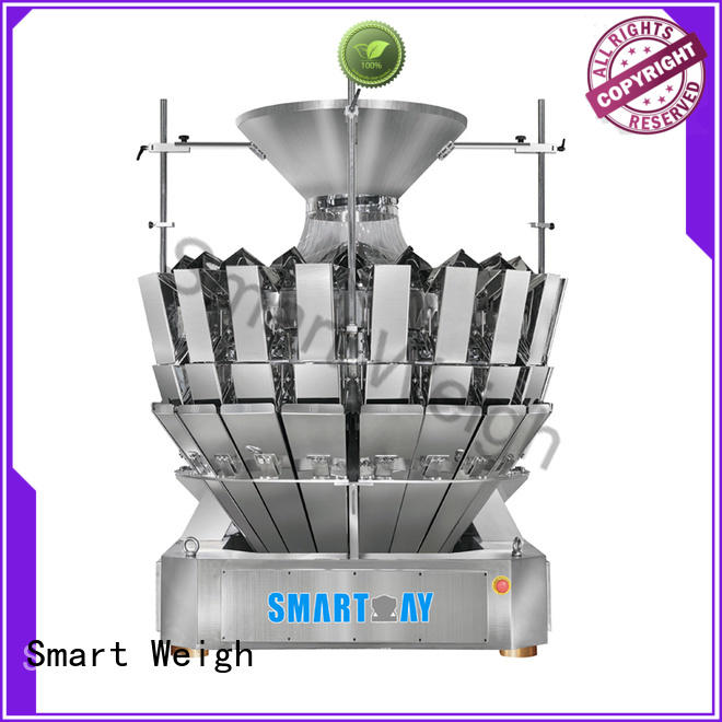 Smart Weigh discharge weighing scale directly sale for food packing