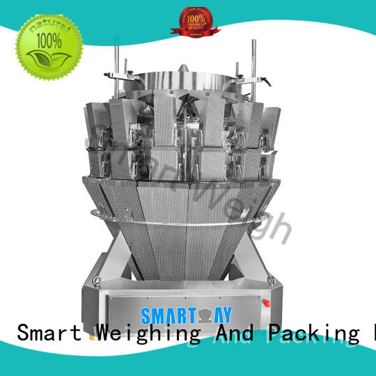 Smart Weigh screw multi weigher supply for foof handling