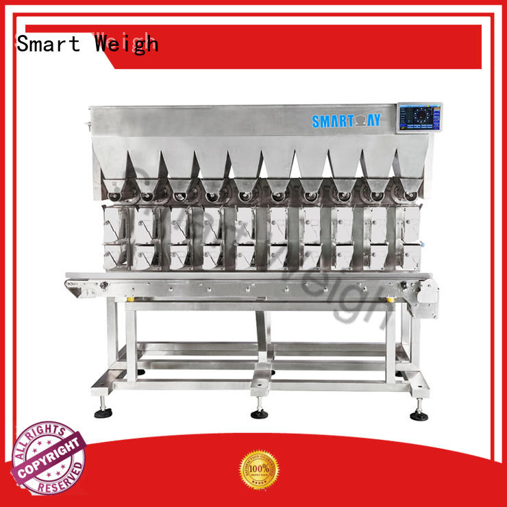 Smart Weigh head combination scale weighers inquire now for food weighing