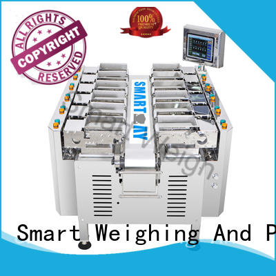 shape computer certified combination weigher Smart Weigh Brand
