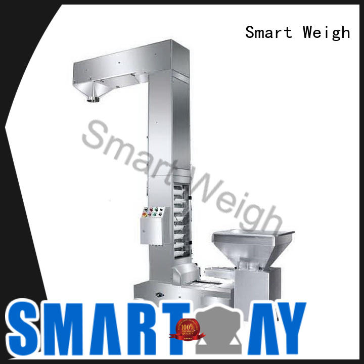 bucket output incline OEM working platform Smart Weigh