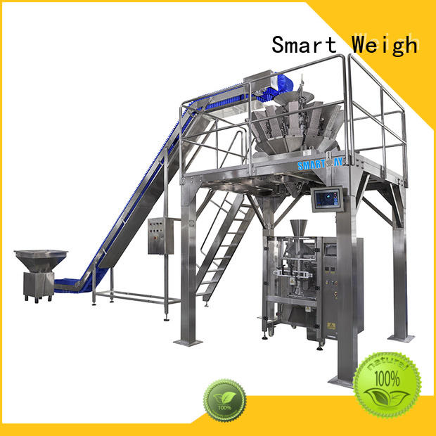 Smart Weigh accurate packaging systems and supplies for food weighing