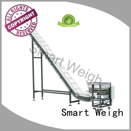 easy operating bucket conveyor working inquire now for food labeling