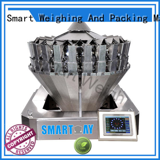 eco-friendly chinese multihead weigher weigher customization for food labeling