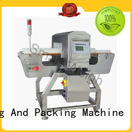 adjustable machine vision inspection combined customization for food weighing