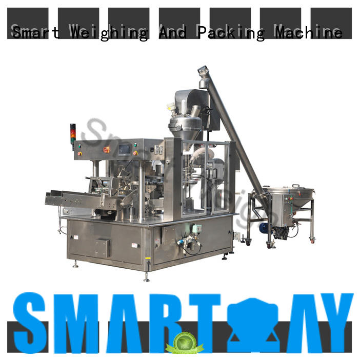 Smart Weigh affordable automatic bagging system free quote for food weighing