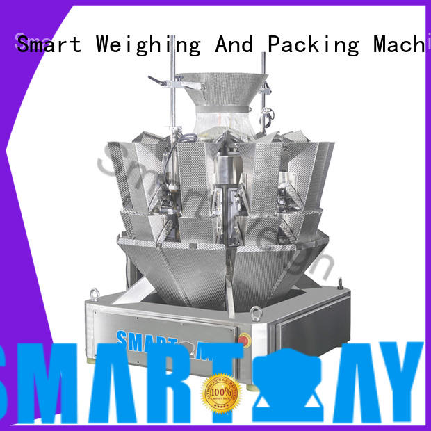 Smart Weigh smart customization for food packing
