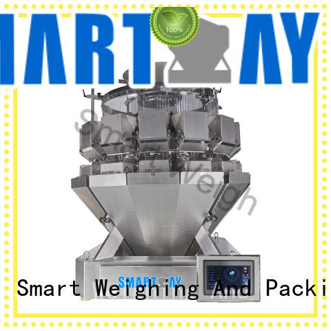 Smart Weigh inexpensive multihead weigher for-sale for food weighing