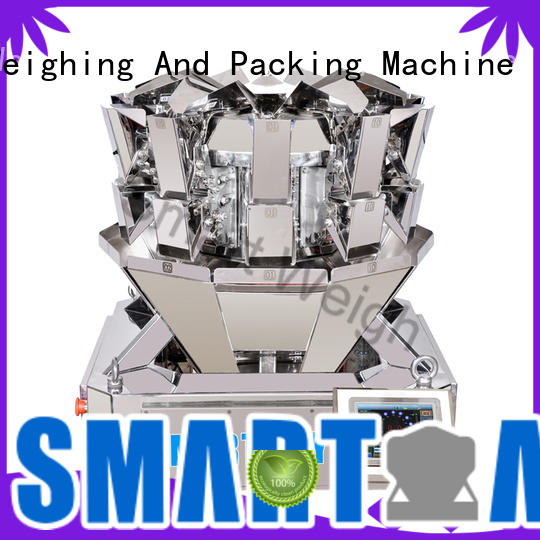 weigh multihead weigher large for food weighing Smart Weigh