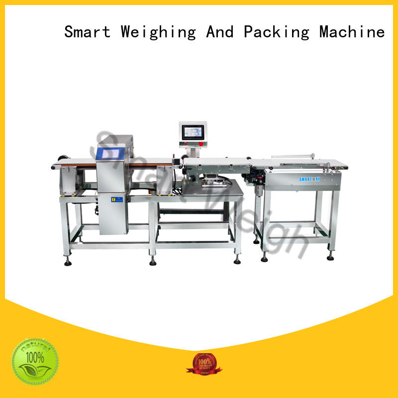 easy-operating checkweigher manufacturers smart in bulk for foof handling
