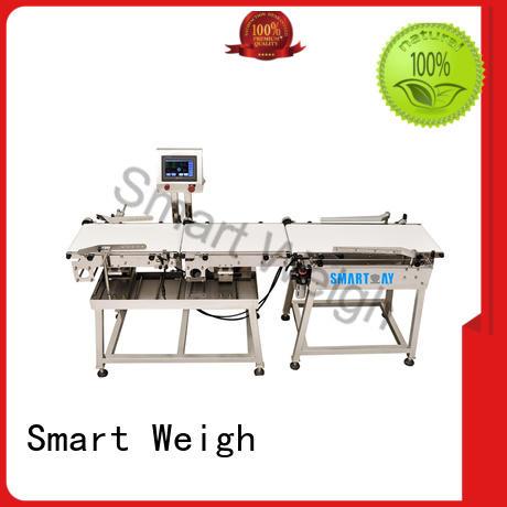 Smart Weigh Brand combined weigh smart custom inspection equipment
