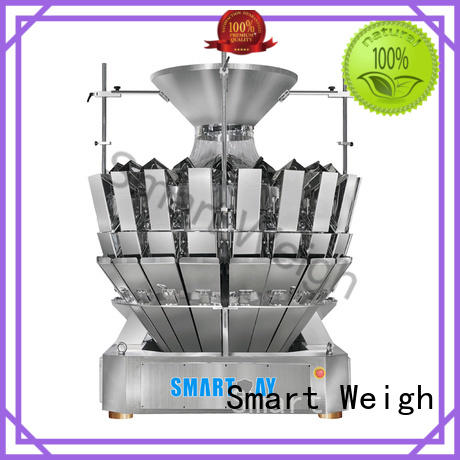 Smart Weigh goody bulk multi head weigher suppliers for food packing