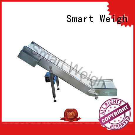 Smart Weigh bucket bucket conveyor with cheap price for foof handling