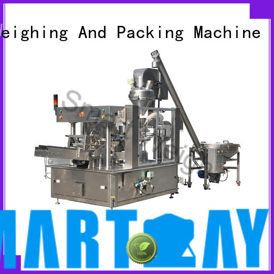 Smart Weigh steady packing material with cheap price for foof handling