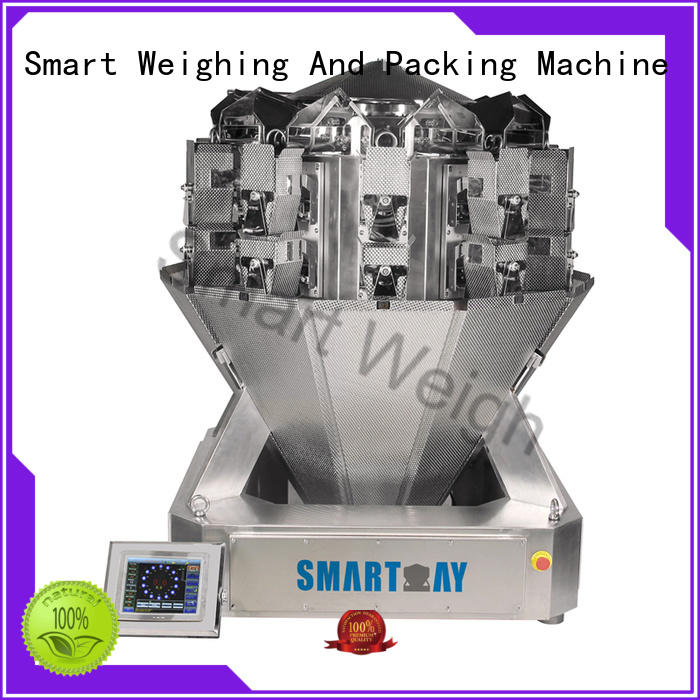 Smart Weigh SW-M10S Screw 10 Head Multihead Weigher