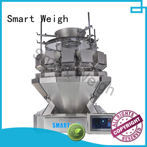 Smart Weigh smart multihead weigher manufacturers inquire now for food labeling