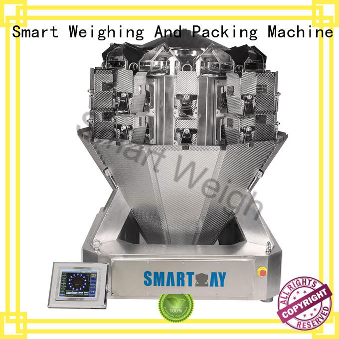 Smart Weigh multihead multihead weigher manufacturers inquire now for food labeling