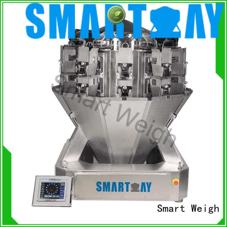 Smart Weigh inexpensive best multihead weigher for-sale for food labeling