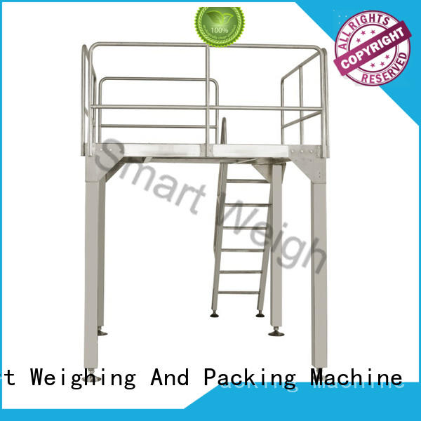 Smart Weigh accurate bucket conveyor with cheap price for food packing
