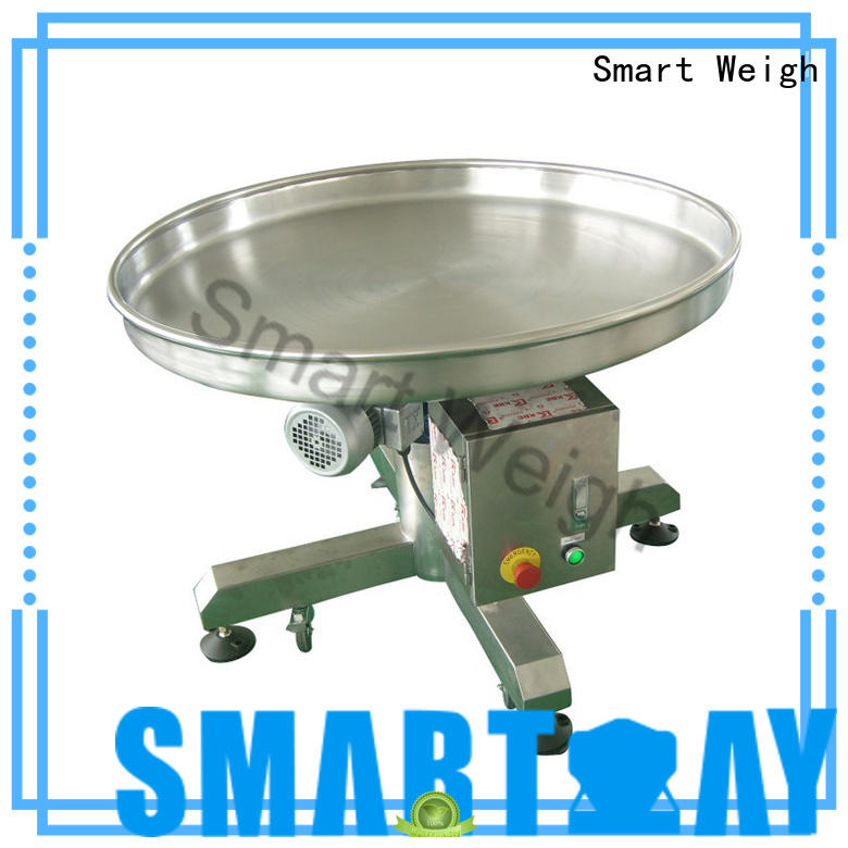 Wholesale output working platform Smart Weigh Brand