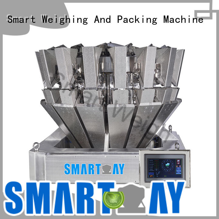 discharge multi weigher factory price for foof handling Smart Weigh