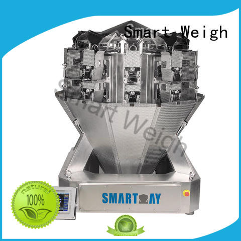 Smart Weigh large liquid filling machine with good price for foof handling