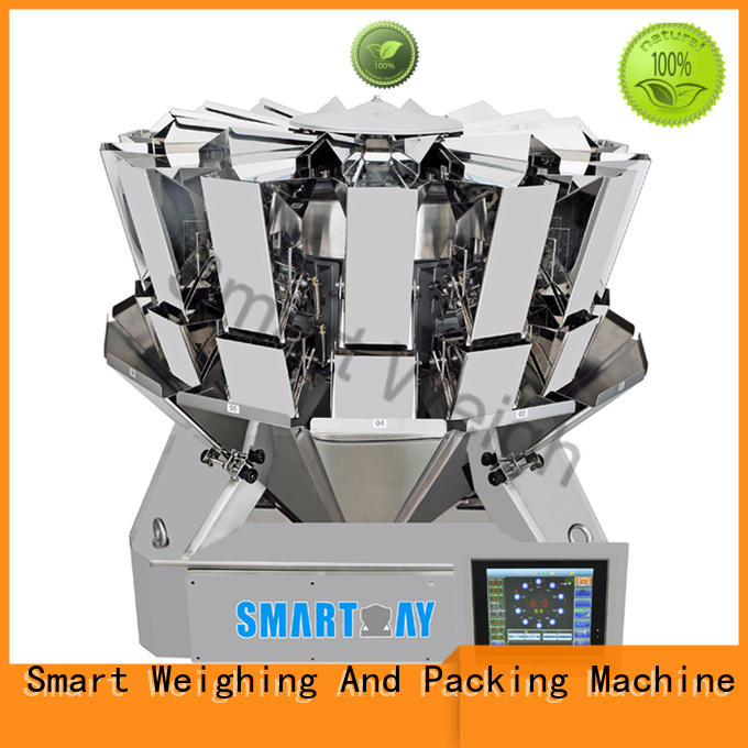 Smart Brand discharge smart large multihead weigher packing machine