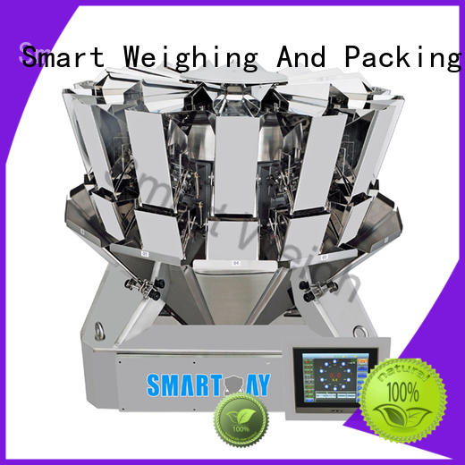 Smart Weigh best-selling multihead weigher china factory price for food weighing