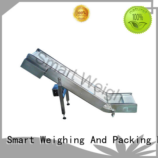 Smart Weigh best-selling output conveyor with cheap price for food weighing