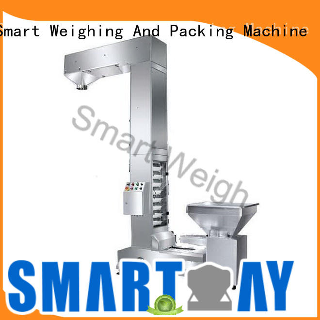 Smart Weigh table rotating table with cheap price for food labeling