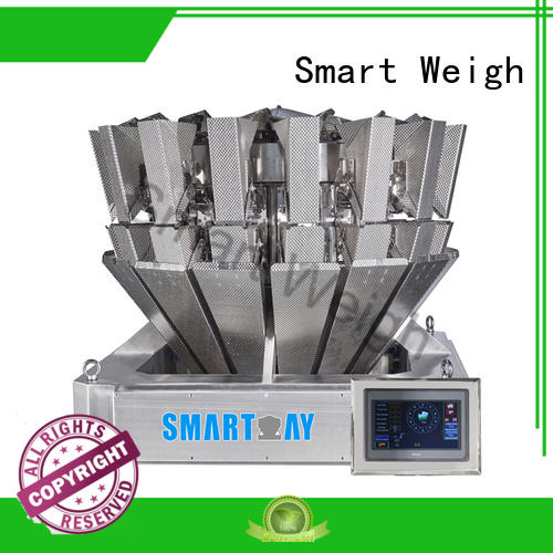 Smart Weigh large chinese multihead weigher for-sale for foof handling