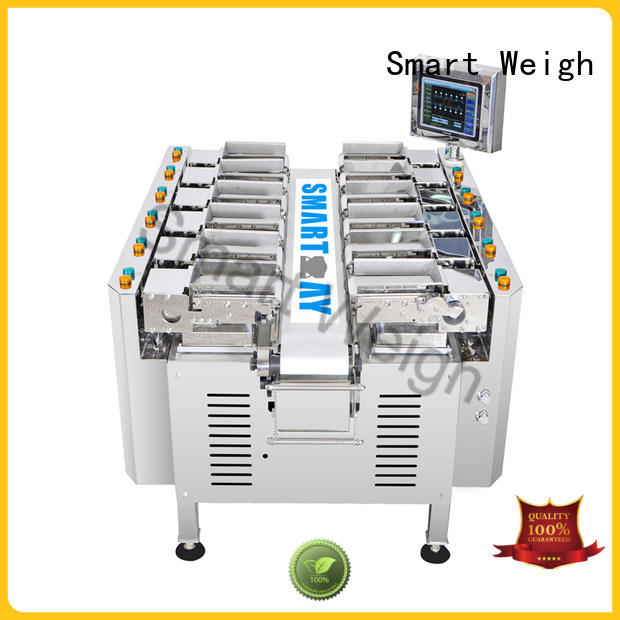 combination head for foof handling Smart Weigh