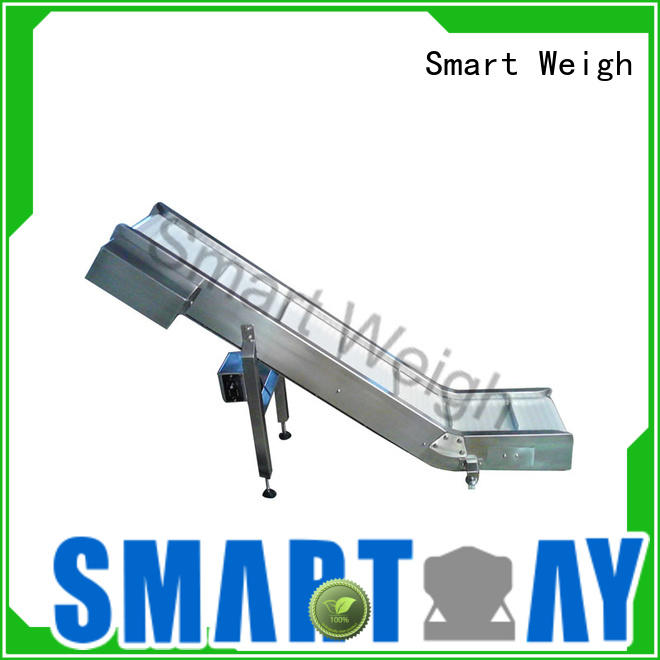 Hot incline working platform weigh output Smart Weigh Brand