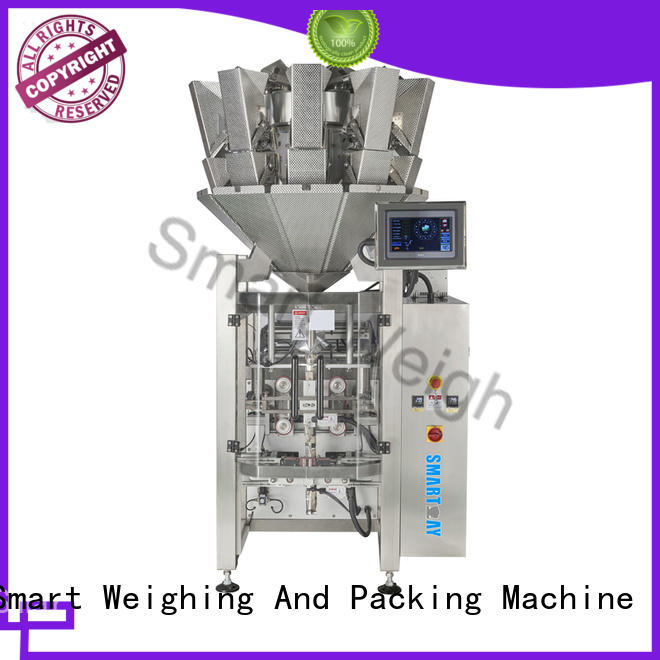 Smart Weigh eco-friendly multihead weigher packing machine factory price for food labeling