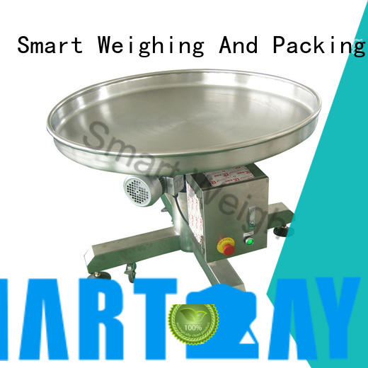 rotary output conveyor order now for food packing Smart Weigh