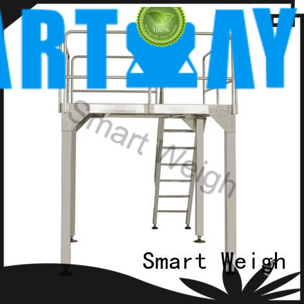 Smart Weigh accurate bucket conveyor with good price for food packing
