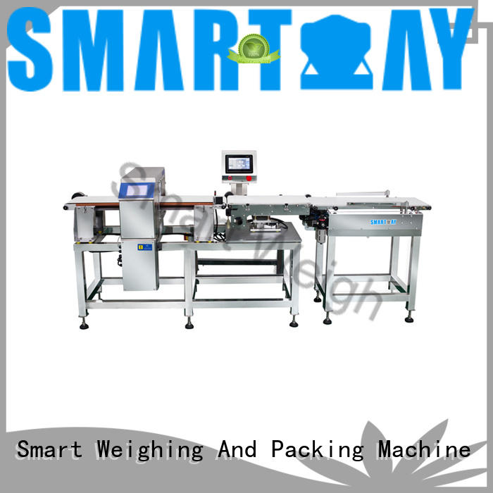 Smart Weigh metal automatic inspection system inquire now for food packing