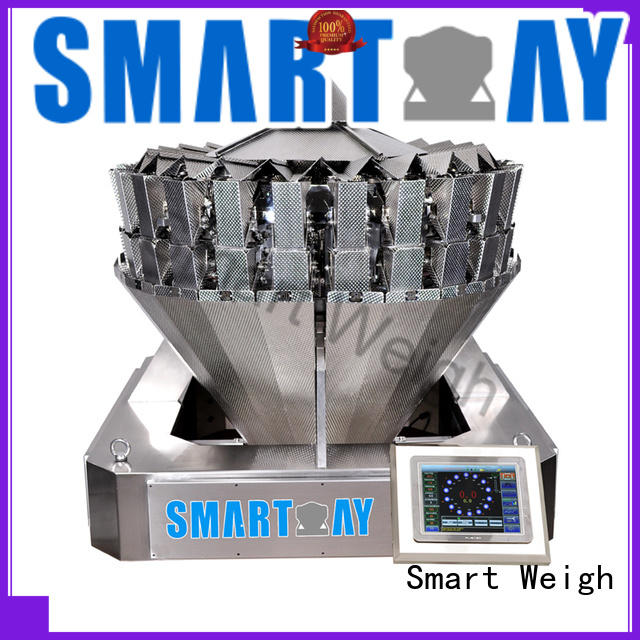Smart Weigh steady weight machine price screw for food labeling