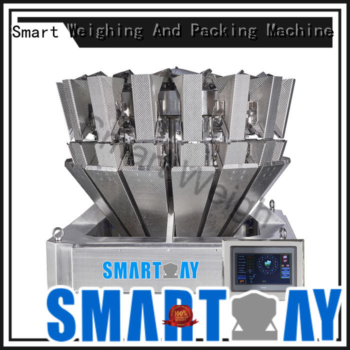 Smart Weigh adjustable packing machine directly sale for food labeling