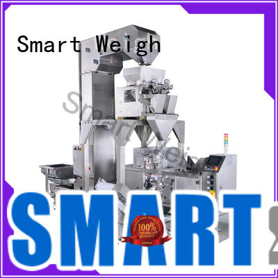 Smart Weigh semiautomatic packing system factory price for food weighing