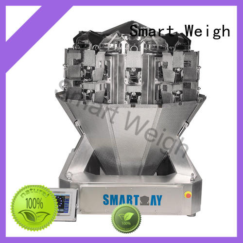 Smart Weigh adjustable multi head combination weigher inquire now for food labeling