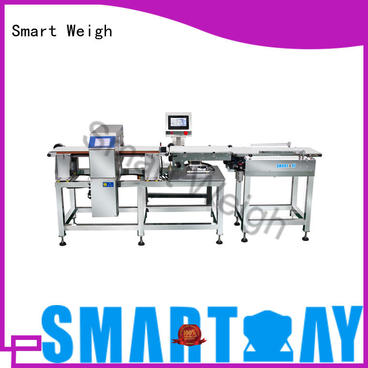 Smart Weigh Brand metal dynamic inspection machine manufacture