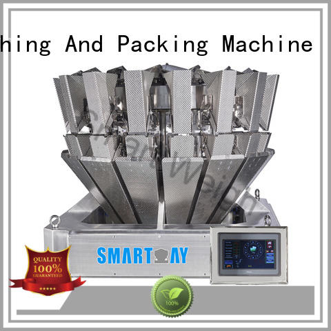 Smart Weigh accurate packing machine customization for food packing